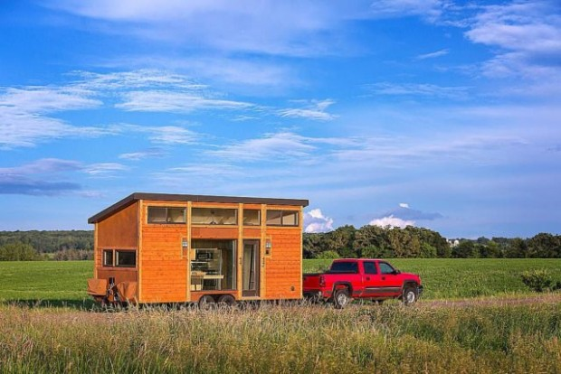"Forbes declared this ""The World's Most Beautiful Tiny House"""