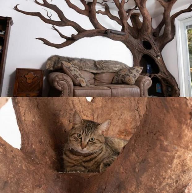 Amazing Cat Tree