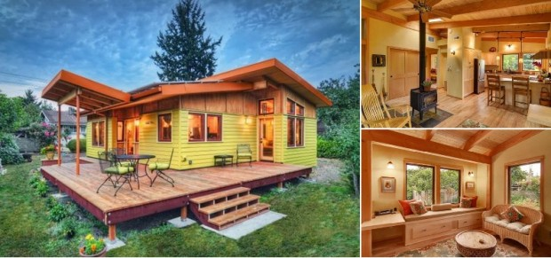 Beautiful Tiny House (800 sq ft)
