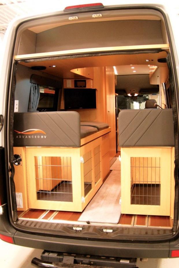 19 Best Sprinter Van Conversion Interiors
