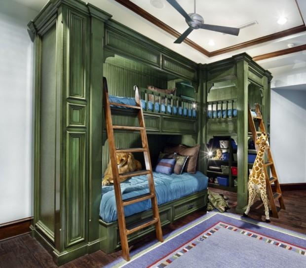 The Coolest Bunk Beds