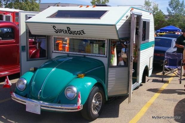 Volkswagen Super Bugger: The Craziest Beetle You've Ever Seen