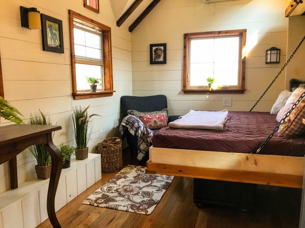 The Highland Home by Incredible Tiny Home