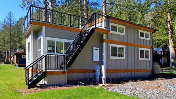 Gorgeous Bellevue Tiny House by West Coast Homes